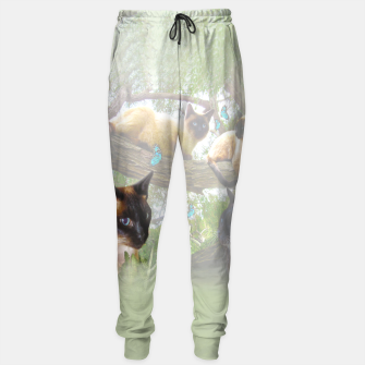 Thumbnail image of Sophie's Garden Sweatpants, Live Heroes