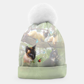 Thumbnail image of Sophie's Garden Beanie, Live Heroes