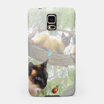 Thumbnail image of Sophie's Garden Samsung Case, Live Heroes