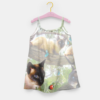 Thumbnail image of Sophie's Garden Girl's Dress, Live Heroes
