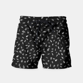 Thumbnail image of Seed black Swim Shorts, Live Heroes