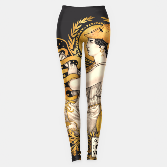 Thumbnail image of PALLAS ATHENA Leggings, Live Heroes