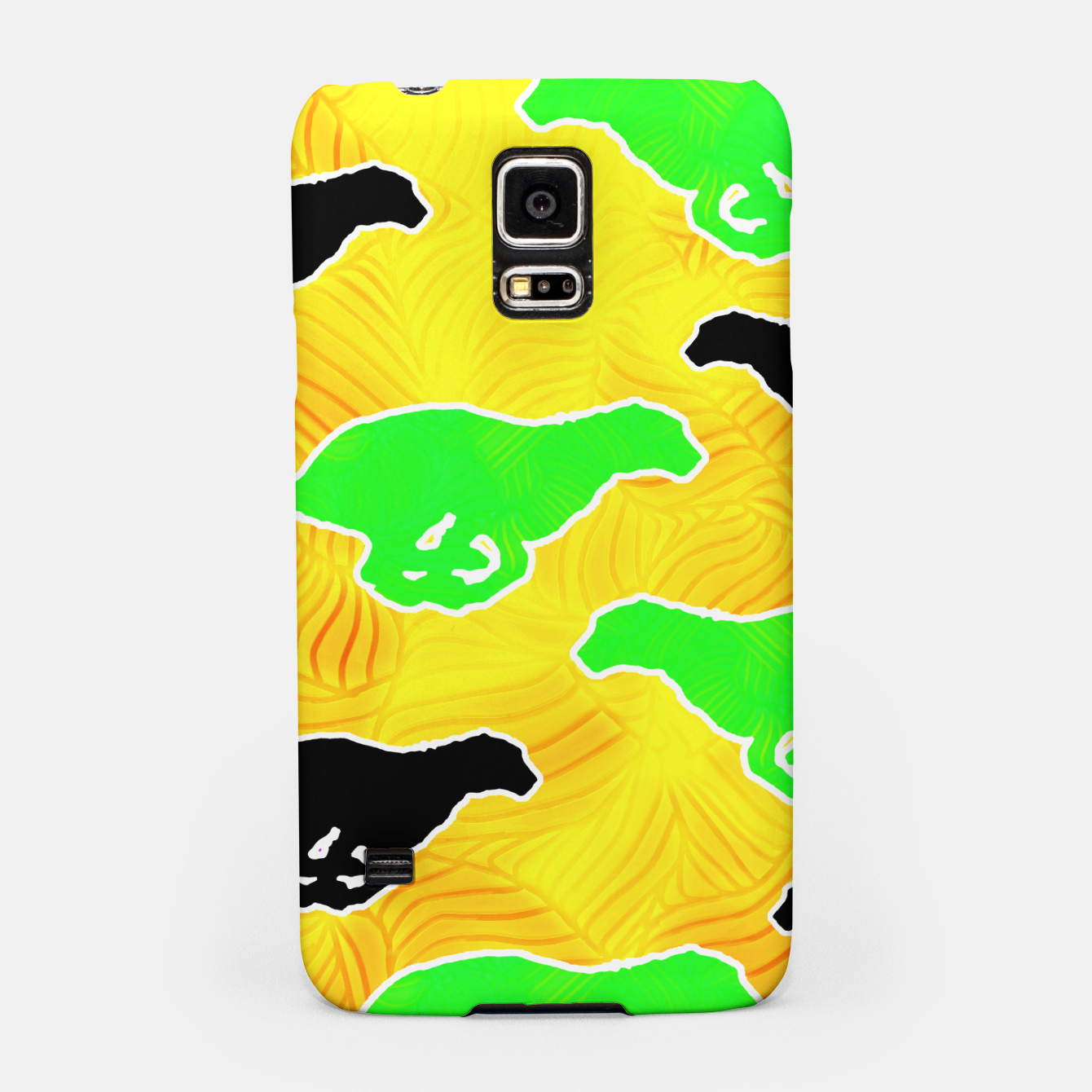 Image of cta2 Samsung Case - Live Heroes
