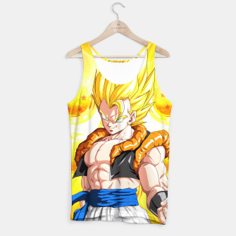 Miniatur Dragon Ball - Super Gogeta  Tank Top, Live Heroes