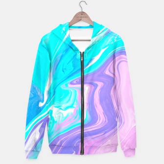 Thumbnail image of Touch The Sky Hoodie, Live Heroes
