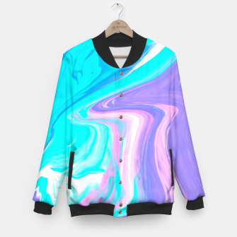 Thumbnail image of Touch The Sky Baseball Jacket, Live Heroes