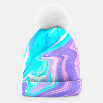 Thumbnail image of Touch The Sky Beanie, Live Heroes