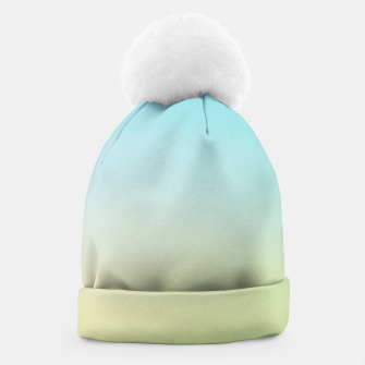 Thumbnail image of Winter blues Beanie, Live Heroes