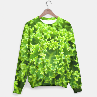 Thumbnail image of Cabbage pattern Sweater, Live Heroes