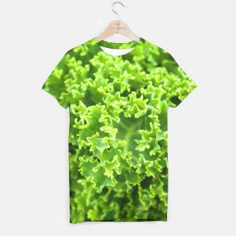Thumbnail image of Cabbage pattern T-shirt, Live Heroes