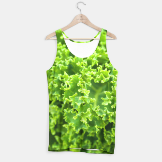 Thumbnail image of Cabbage pattern Tank Top, Live Heroes