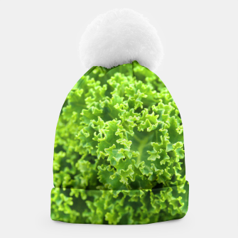 Thumbnail image of Cabbage pattern Beanie, Live Heroes