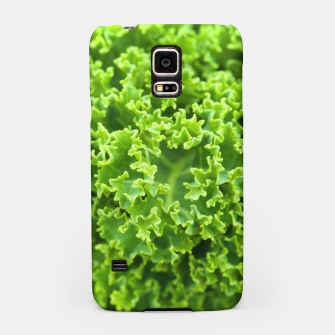 Thumbnail image of Cabbage pattern Samsung Case, Live Heroes
