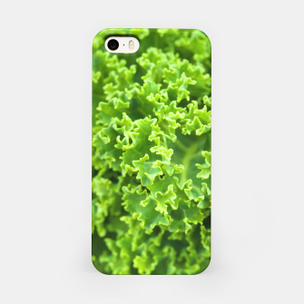 Thumbnail image of Cabbage pattern iPhone Case, Live Heroes