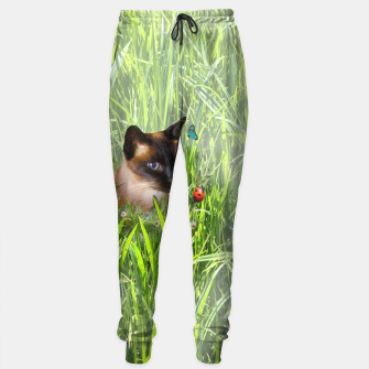 Thumbnail image of Shopie among tall grass Sweatpants, Live Heroes