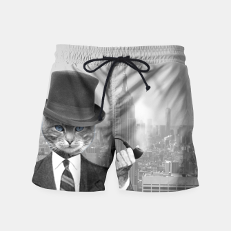 Thumbnail image of NEW YORK Business Cat [Black&White], Live Heroes