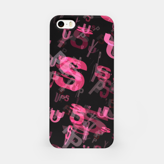 Thumbnail image of Power to the Pussy iPhone Case, Live Heroes