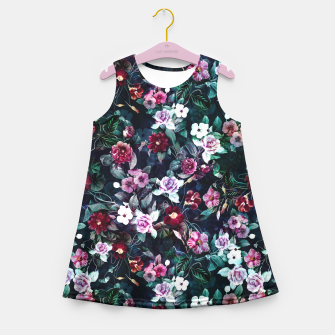 Thumbnail image of Secret Garden  Girl's Summer Dress, Live Heroes