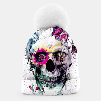 Thumbnail image of Skull Punk IV Beanie, Live Heroes