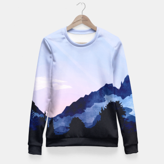 Thumbnail image of Sunny Rise Taillierte Sweatshirt, Live Heroes