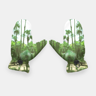Tropical Cacti Gardens and Greenery Gloves thumbnail image