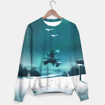 Thumbnail image of Lucky You Sweatshirt, Live Heroes