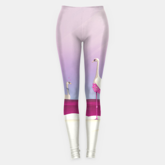 Flamingo Fatale Leggings thumbnail image