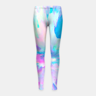 Thumbnail image of With Me Girl's Leggings, Live Heroes