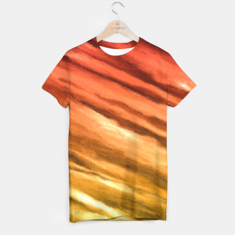 Fun in the Afternoon, Sunset T-shirt thumbnail image