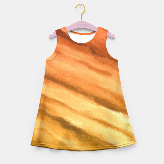 Thumbnail image of Fun in the Afternoon, Sunset Girl's Summer Dress, Live Heroes