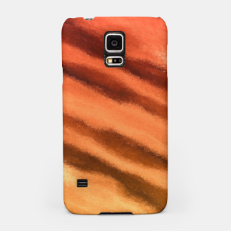 Fun in the Afternoon, Sunset Samsung Case thumbnail image
