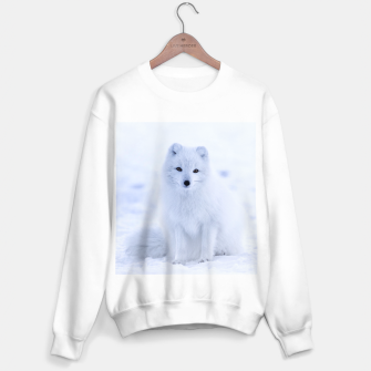 Thumbnail image of White Fox Photography Sweater regular, Live Heroes
