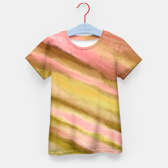 Fun in the Afternoon, Softly Kid's T-shirt thumbnail image