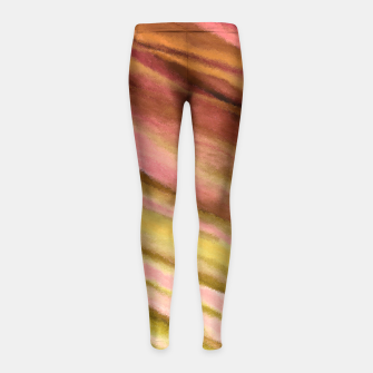 Fun in the Afternoon, Softly Girl's Leggings thumbnail image