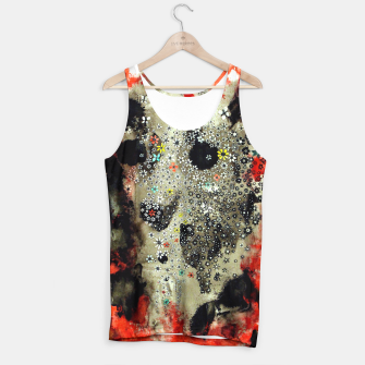 Thumbnail image of Floral Death Tank Top, Live Heroes