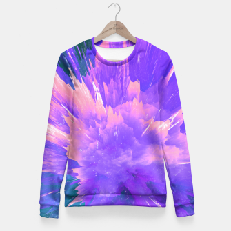 Thumbnail image of Moonlight Fitted Waist Sweater, Live Heroes