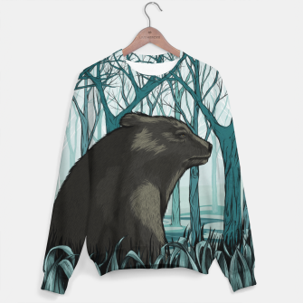 Thumbnail image of Into the woods sweater, Live Heroes