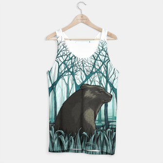 Miniatur Into the woods tank top, Live Heroes
