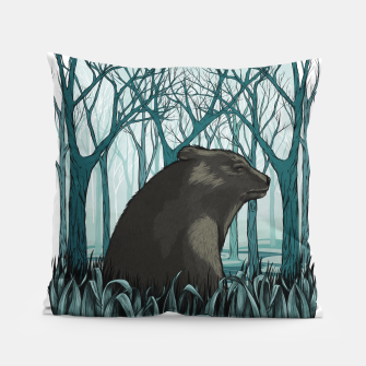 Miniaturka Into the woods Pillow, Live Heroes