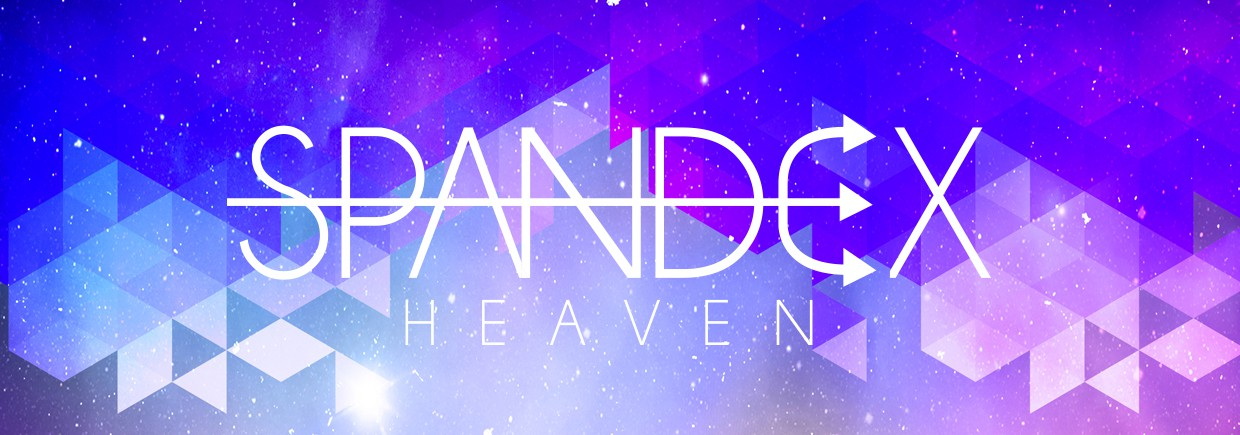 spandex heaven background image, Live Heroes