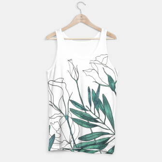 Thumbnail image of Lisianthus Tank Top, Live Heroes