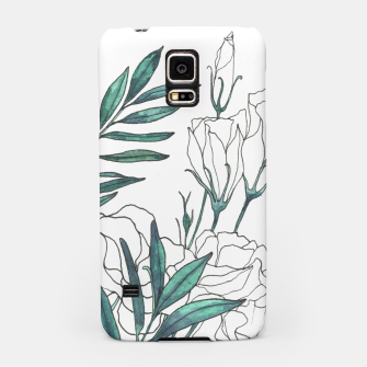 Thumbnail image of Lisianthus Samsung Case, Live Heroes