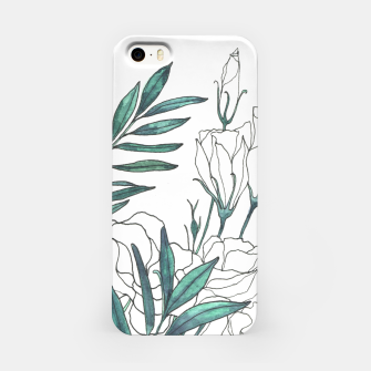 Thumbnail image of Lisianthus iPhone Case, Live Heroes