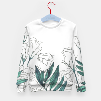 Thumbnail image of Lisianthus Kid's Sweater, Live Heroes