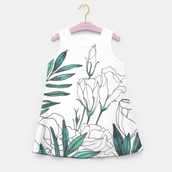 Thumbnail image of Lisianthus Girl's Summer Dress, Live Heroes