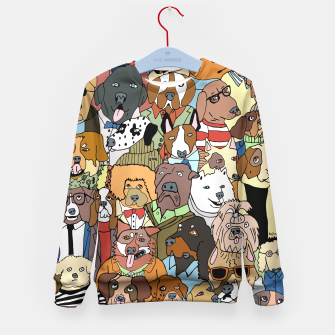 Miniaturka Dogs sweater kids, Live Heroes