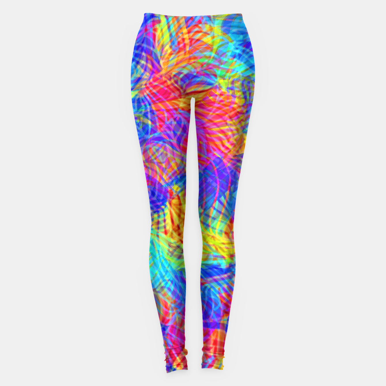Image of BYI Leggings - Live Heroes