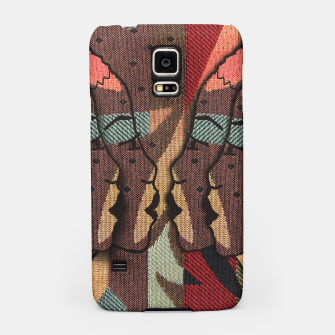 Thumbnail image of African Tapestry Samsung Case, Live Heroes
