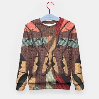 Thumbnail image of African Tapestry Kid's Sweater, Live Heroes