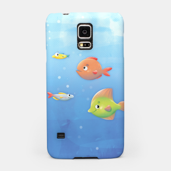 Thumbnail image of Fish Samsung Case, Live Heroes